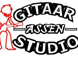 Gitaar studio Assen