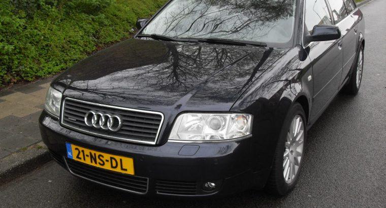 Audi A 6 All Road four while drive een auto waar je verliefd op wordt