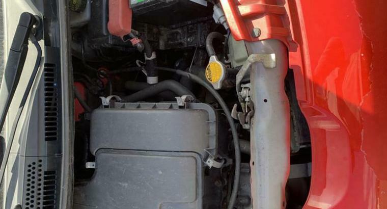 Peugeot 107 1.0 12V 5DR 2008 Rood