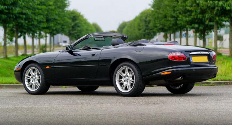 Jaguar – XK8 – 1997