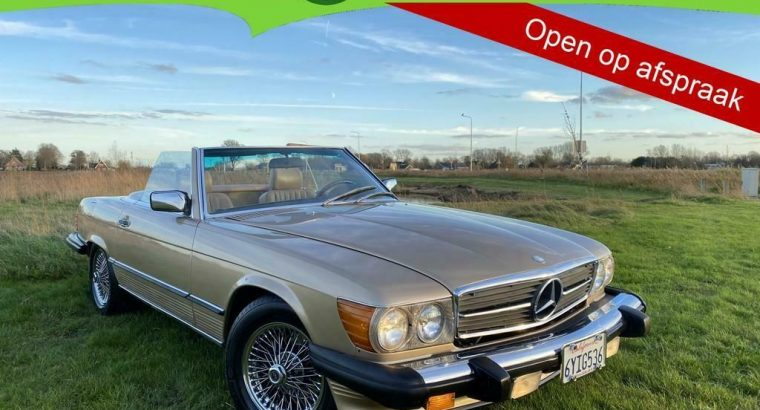 Mercedes-Benz SL-Klasse 560 SL Beauty / 1st Owner / Perfect