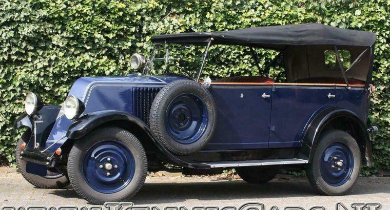 Renault 1927 NN Torpedo Cabrio
