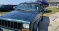 Jeep Cherokee 2.5 TD 2000 Groen