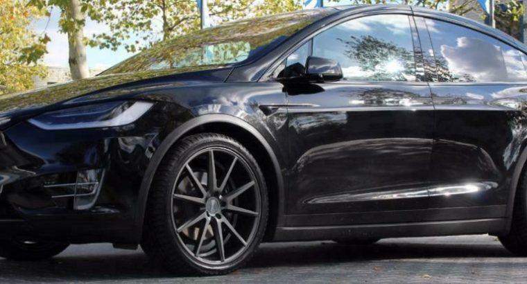 Tesla model X 100d FSD volledig 4% bijtelling