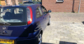Opel Corsa 1.2 16V 3D 2004 Blauw metallic