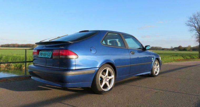 Saab 9-3 TD04 turbo, Downpipe, Viggen velgen 250pk!
