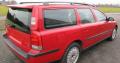 Volvo V70 – 2.4 ,7 zitter, 65241 km ,zeer goed met weinig km