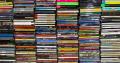CD & DVD muziekcollectie div genres circa 300 ex. uitzoeken!