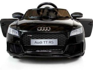 Elektrische Audi TT RS 12v Kinderauto Accu Auto FULL OPTIONS