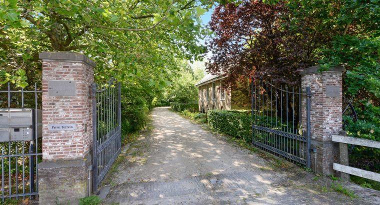Zeer mooie vrijstaande Villa in Delft