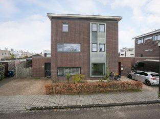 Royaal helft van dubbel woonhuis, Apeldoorn