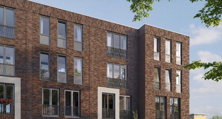 Nieuwbouw project Groningen, Helpermaar