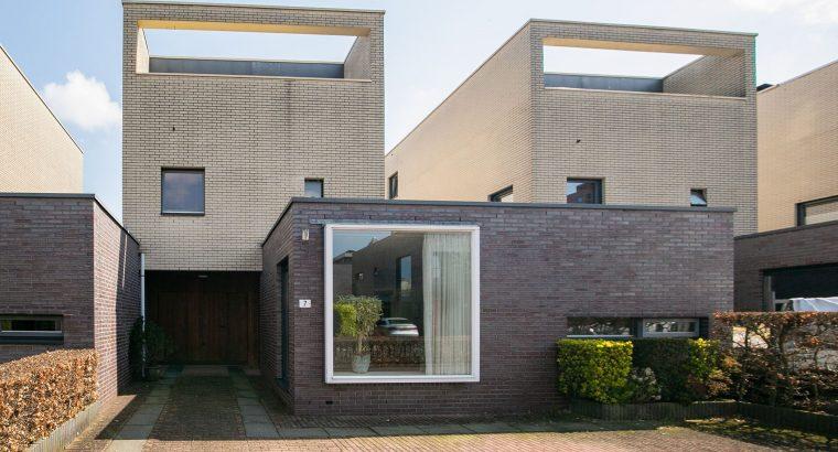 Stadsvilla Lange Grachte 7, Apeldoorn