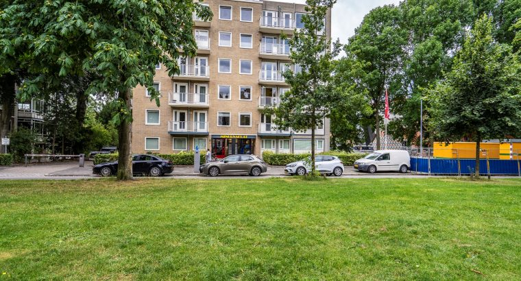 Ubbo Emmiussingel 44, appartement binnenstad-zuid Groningen