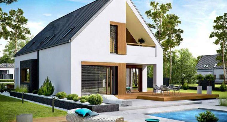 Droomvilla geheel energie neutraal op 596 m2 grond