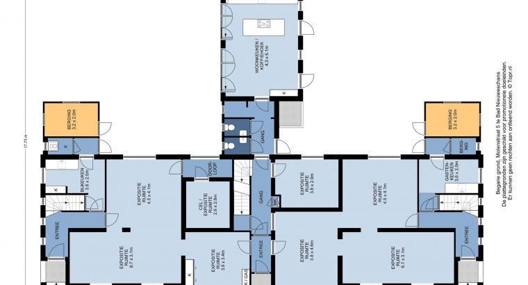 Molenstraat 5, huis te koop, uniek object