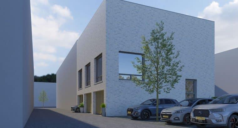Op de top van Haren, zowel letterlijk als figuurlijk, worden 7 luxe appartementen gerealiseerd met royale buitenruimtes
