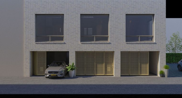 Stadsvilla hoek (Bouwnr. 3)