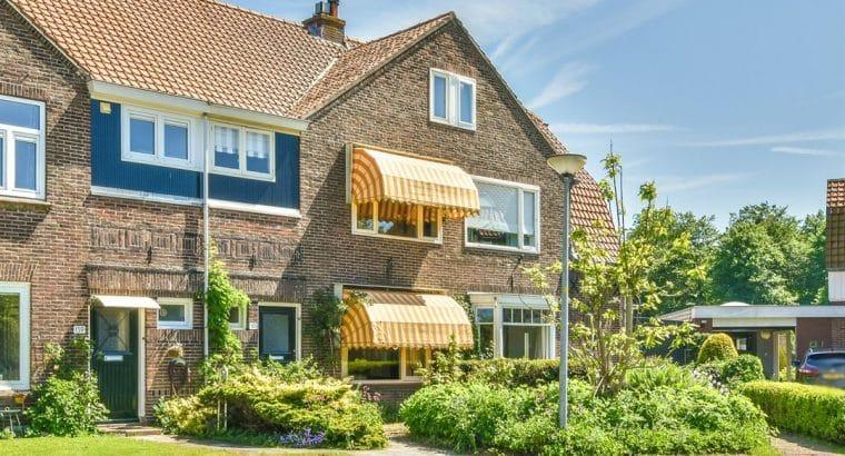 Brederodelaan 161 te Bloemendaal Charmant woonhuis met ruime, zonnige tuin