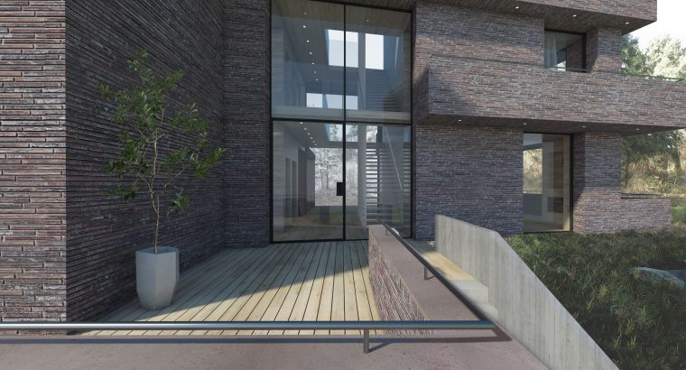 Midden Duin en Daalseweg 2, nieuwbouw project in Bloemendaal