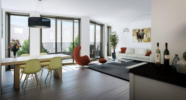 Appartement Van Woustraat in Amsterdam