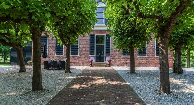 Te koop: historische buitenplaats Vliethoven