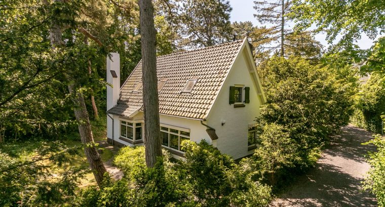 Hoge Duin en Daalseweg 48, zeer bijzondere villa