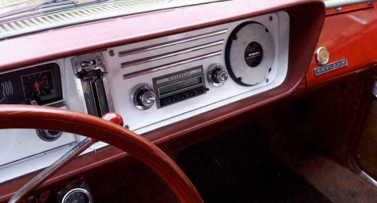 Buik Skylark Hardtop Coupe 1964