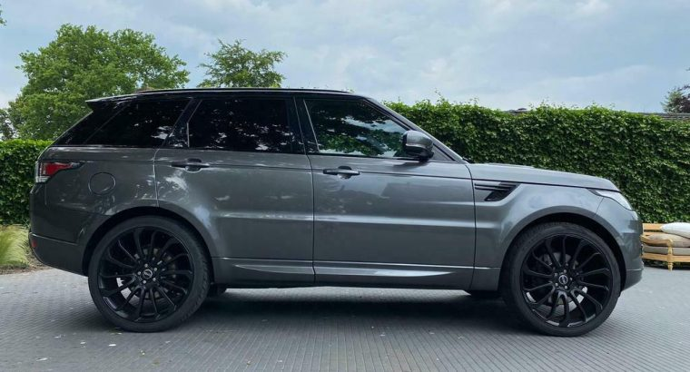 Land Rover Range Rover Sport 3.0 Sdv6 AUT 2014 Grijs