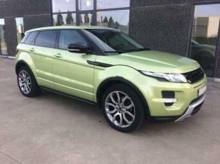 Range Rover Evoque 2.2 4WD -Automaat- Full option