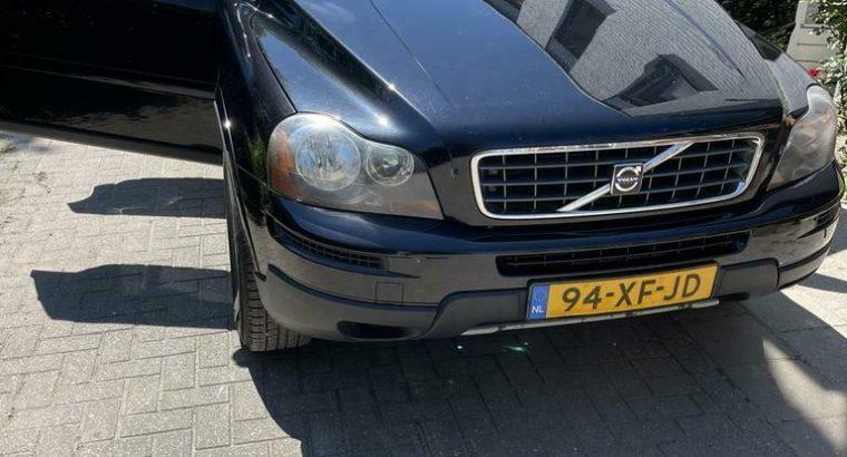 Volvo XC90 2.4 D5 Geartronic 7-SEATER 2006 Zwart