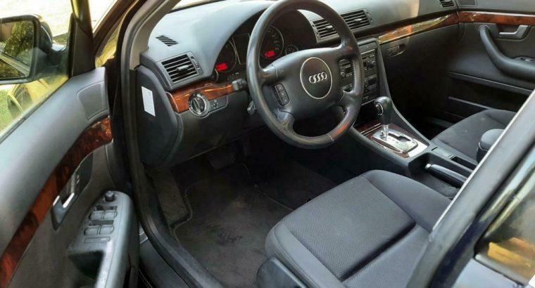 Audi A4 1.8 Turbo 150PK Exclusive MT Automaat 2002 Blauw