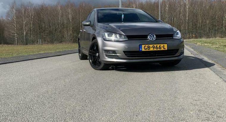 Volkswagen Golf 1.6 TDI 77KW DSG 2013 Grijs