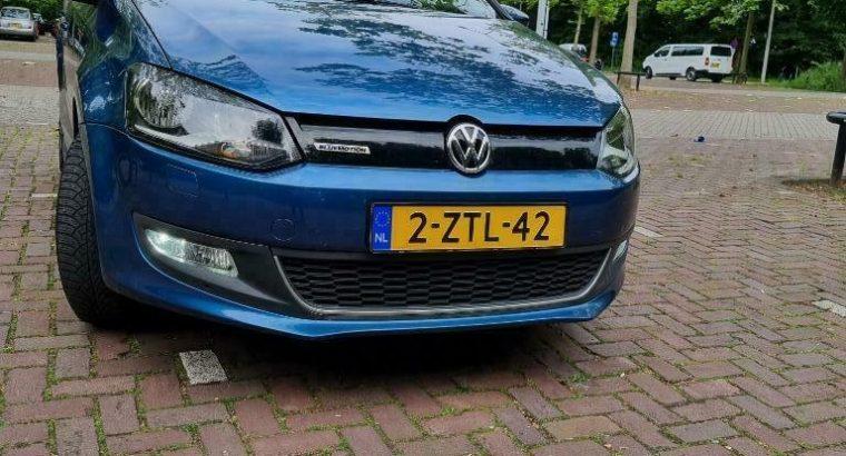 Volkswagen Polo 1.4 TDI 55KW BMT 2015 Blauw NIEUWE KOPPELING
