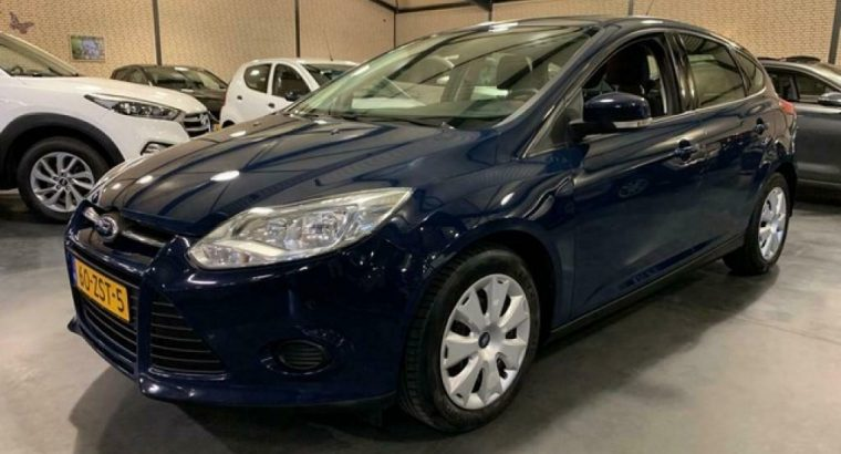 Ford FOCUS 1.6 TDCI ECONETIC LEASE TREND
