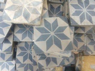 Antieke tegels, uniek