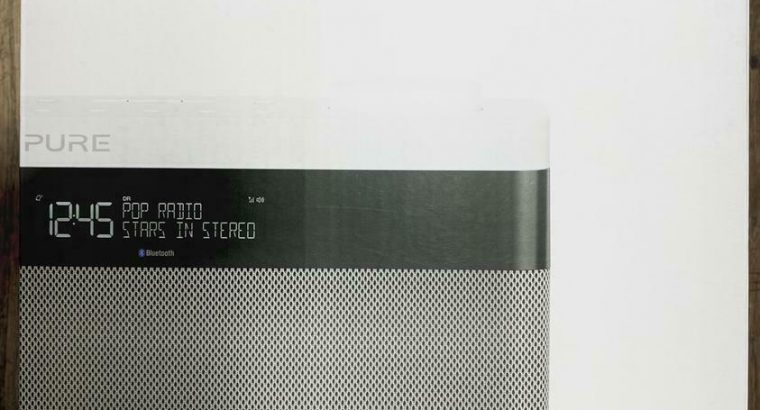 Pure POP Maxi BT digitale radio | wit | met garantie
