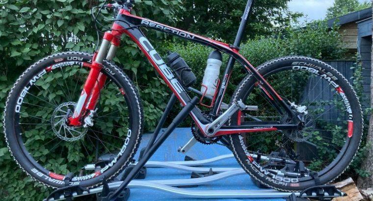 4 x Thule BMW Proride fietsendrager voor fietsentransport o