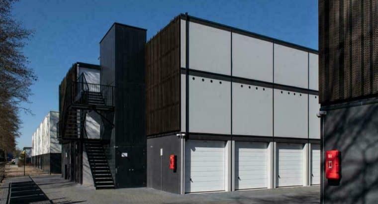 GaragePark Amersfoort de Hoef: Opslagruimte / Garagebox