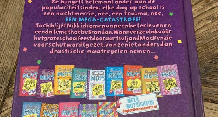 Dagboek van een MUTS leesboeken
