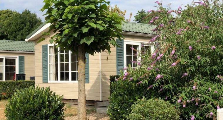 Top camping Zuid-Limburg chalets te huur. Zwembad/Animatie