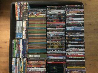 DVD's alles in één koop