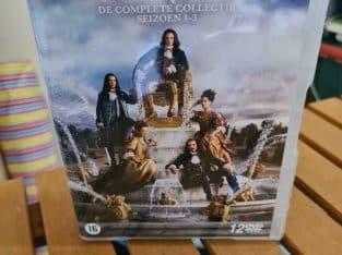 Versailles DVD box seizoen 1 t/m 3 *nieuw*