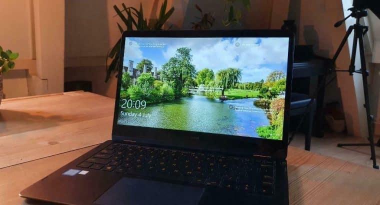 Asus Zenbook Flip S 2-in-1 Laptop en Tablet (inclusief pen!)
