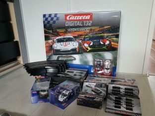 Carrera Digital 132 Complete uitgebreide set