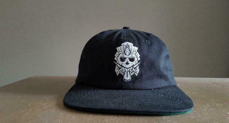 Liberly snapback – skull design