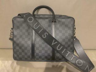 Louis Vuitton laptop tas