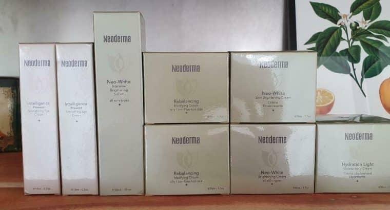 Neoderma producten