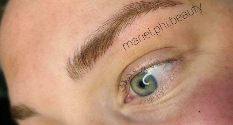 Bold brows ( Microblading )