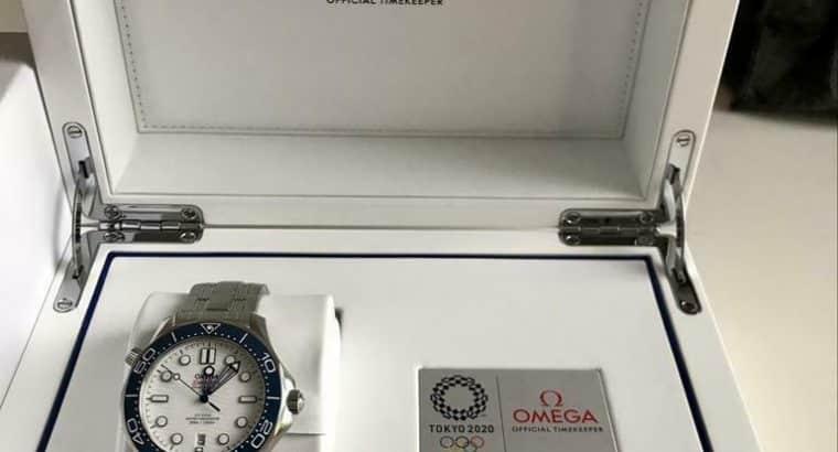TK OMEGA SEAMASTER TOKYO limited 522.30.42.20.04.001